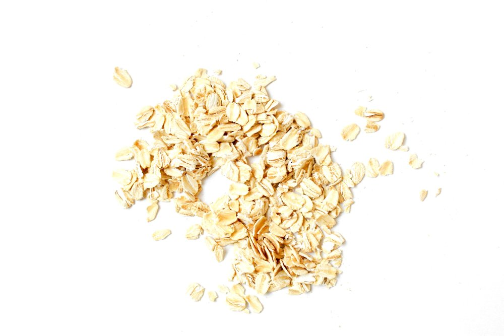 Our oats are non-GMO and gluten free. Oats are particularly good for heart-health, in addition to containing antioxidants. Eating oats helps to spread the rise of blood sugar out over a longer period of time, which helps to prevent sugar spikes and crashes.