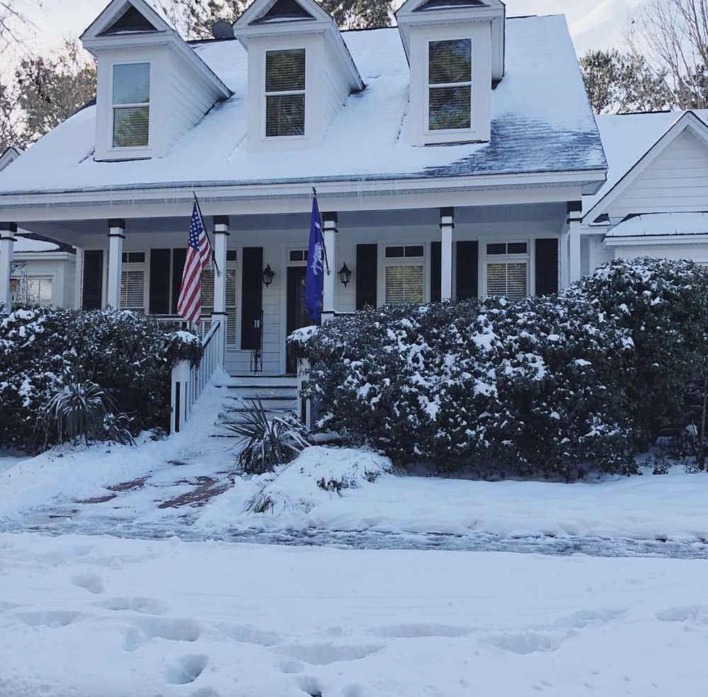 Relocating to Charleston, SC-Snow
