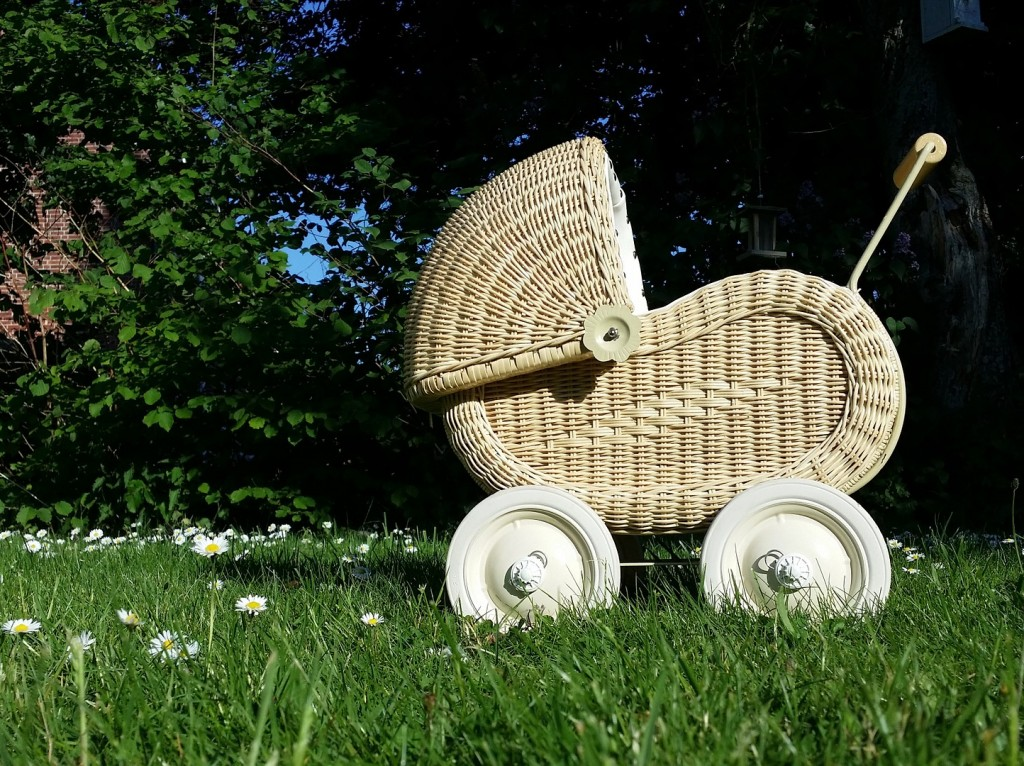 infertility, baby carriage
