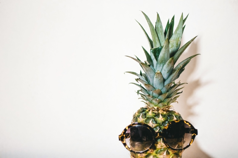 Step away from the pineapple...unless of course, you genuinely want pineapple. ;)