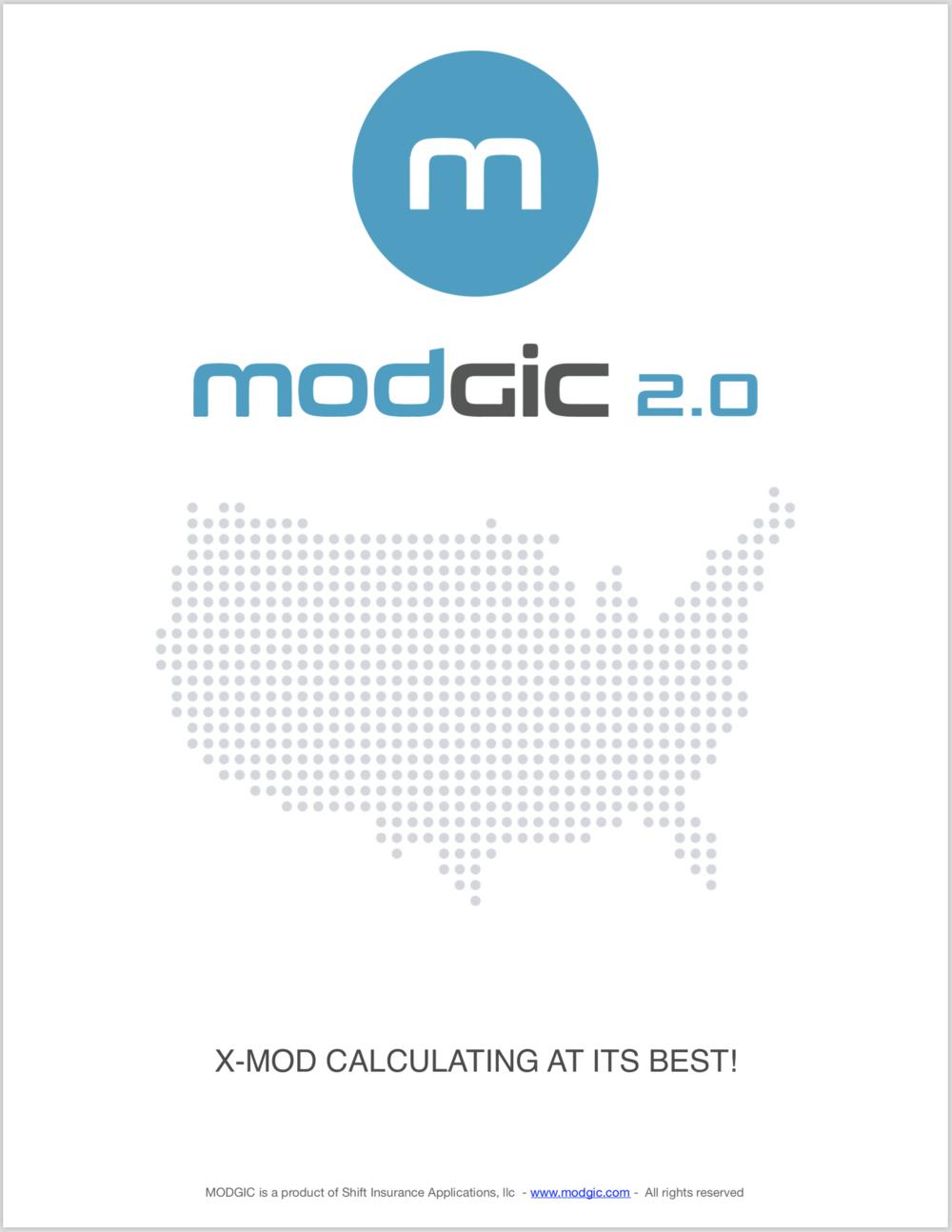 Modgic Sales Brochure