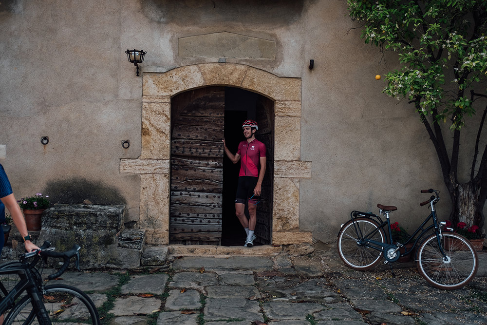 cycling accommodation Girona