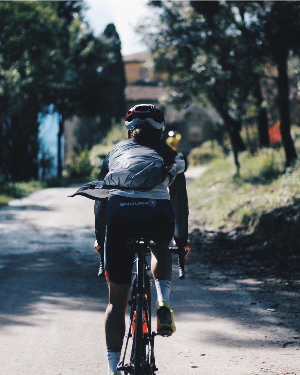 Ashleigh Girona Cycle Tour