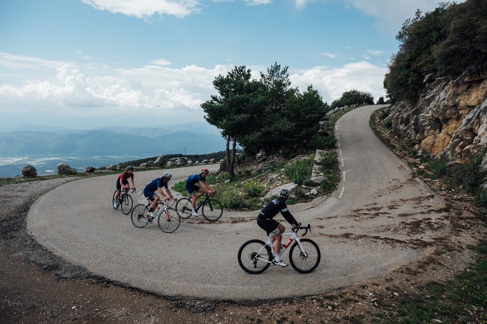 CyCling tours - Experience all the best roads, sights, and climbs.