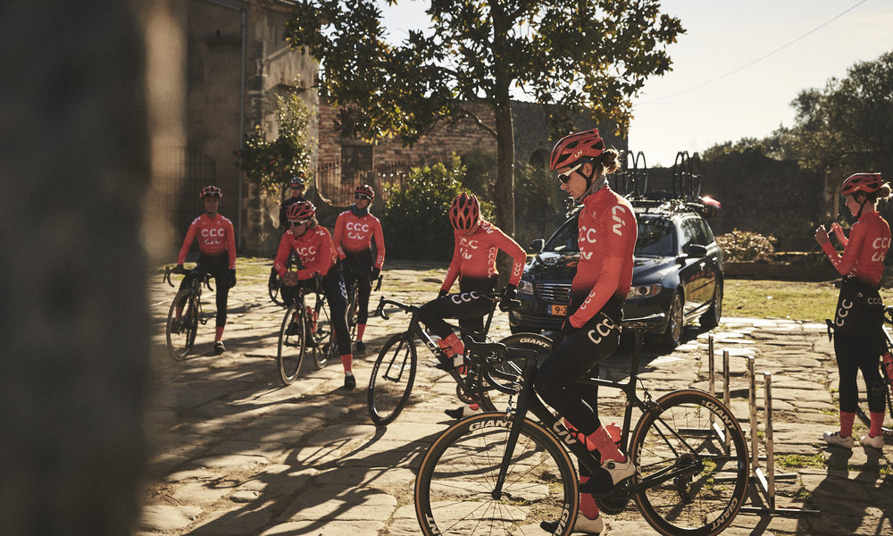 Rocacorba Cycling Training Camp