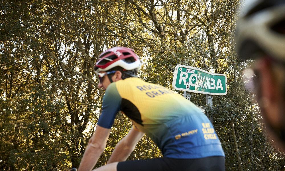 Rocacorba Cycling 1