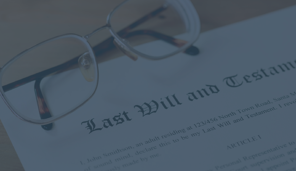 Wills, Trusts & Estate -