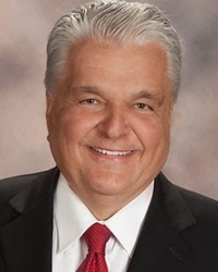 Steve Sisolak, Governor (Democrat)