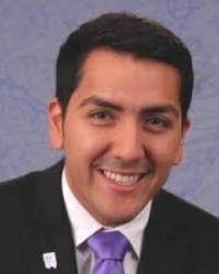 Nelson Araujo, Secretary of State (Democrat)