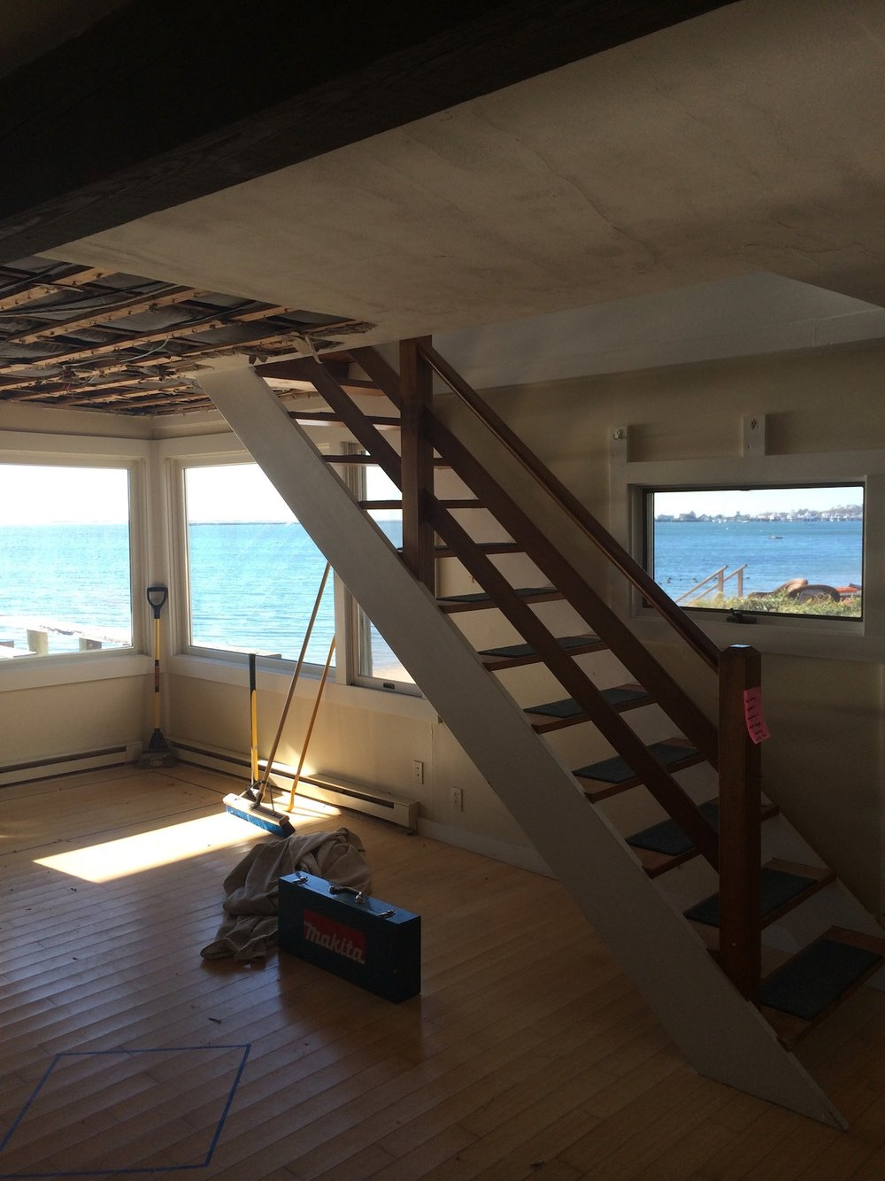 Provincetown Remodel Before