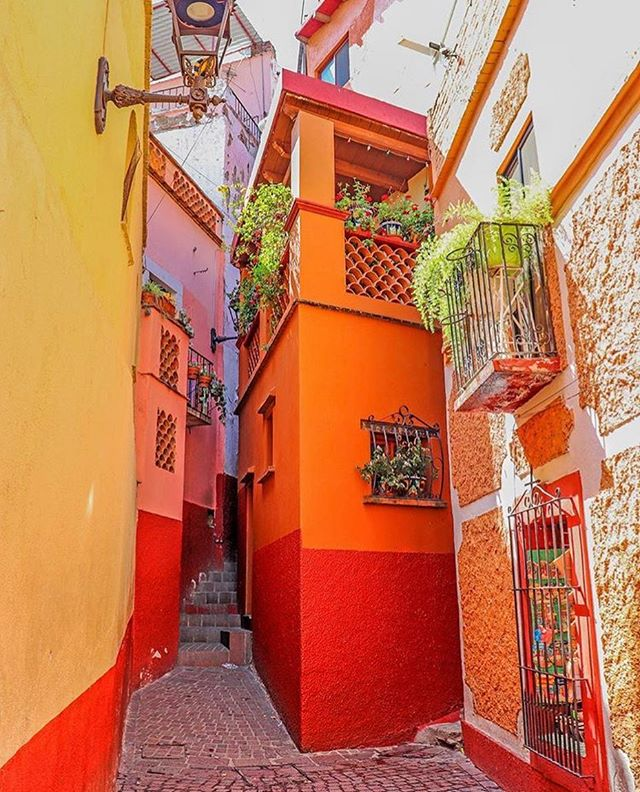 #laekiss || ¡El lugar más romántico de todo México! 🇲🇽 El Callejón del beso♥️ #guanajuatoguanajuato #mexico