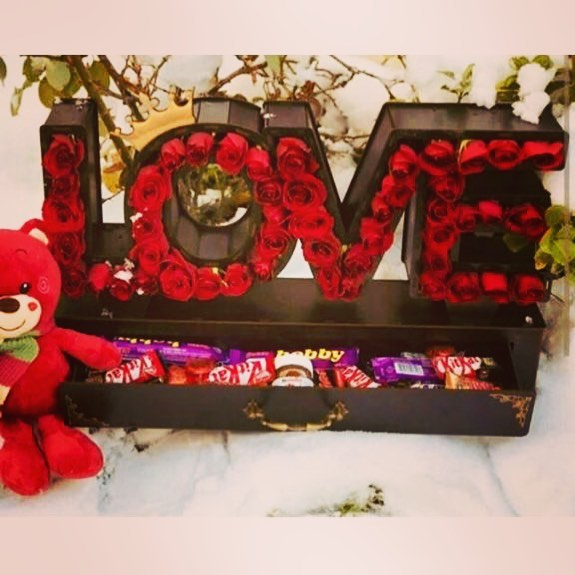 Celebrating valentine's ♥️