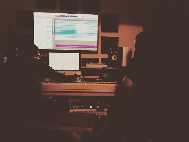 ...internship... #studio #recordingstudio #homestudio #brooklyn #christianmusic #kingdommusic #yessir #production