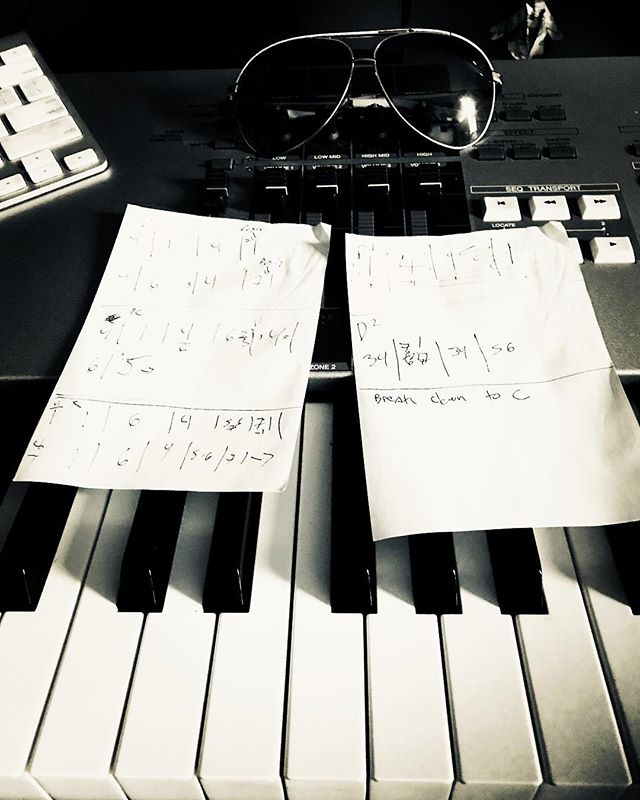 ...cheat codes... #musictheory #charts #leadsheet #fakebook #christianmusic #kingdommusic #recordingstudio #homestudio #gucci #yamaha