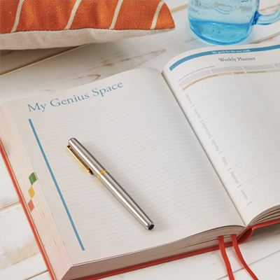 Daily greatness journal - £39.95