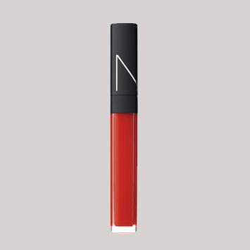 eternal red lipgloss - £19, Nars