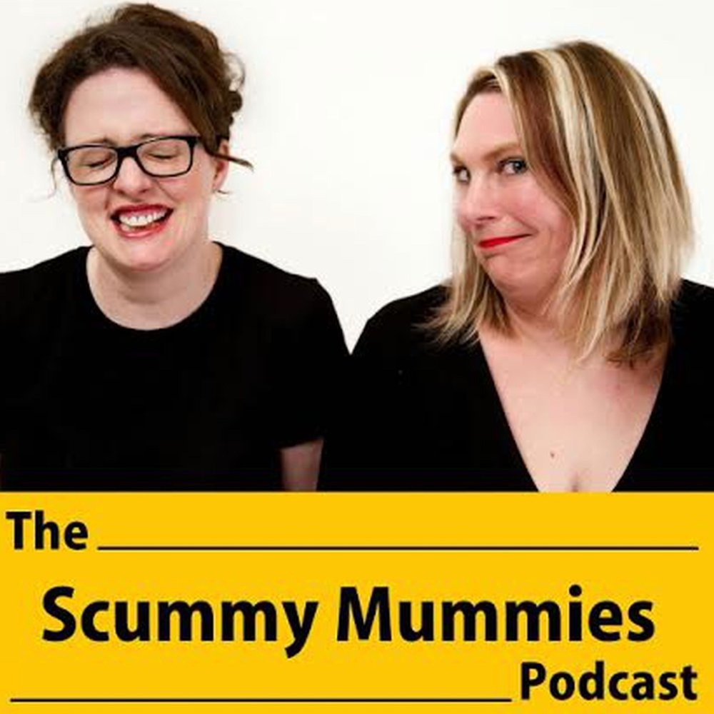 scummy mummies this girl is on fire
