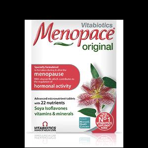 Menopace Original - £4.19, Boots