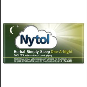 Nytol one-a-night - £4.50, Amazon