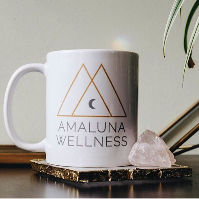 """Here's a really fun branding project I did for my client @acu.caite 🌙 As a holistic health practitioner in Colorado, we played around with elements that resonated with her heart as well as her practice: the mountains and the moon. I'm a believer that your brand is a direct reflection of YOU, so knowing what lights you up inside is crucial to getting that outer brand dialed. ⭐️ 👉🏽 Swipe to see the evolution of the project and all of my variations on her brand's personality. We kept running into an element of """"witchiness"""" which we kinda loved but knew might not be well received 😝 It's so fun to see the finished product and reflect on the process. 💫Interested in branding work? Let's chat!"""