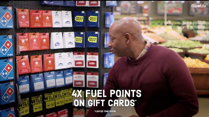 """Designer   2018 Kroger Holiday Commercial, """"Gift Cards"""""""