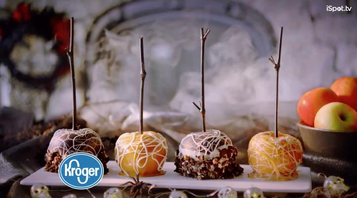 "Designer   2018 Kroger ""Halloween Is"" TV Commercial"