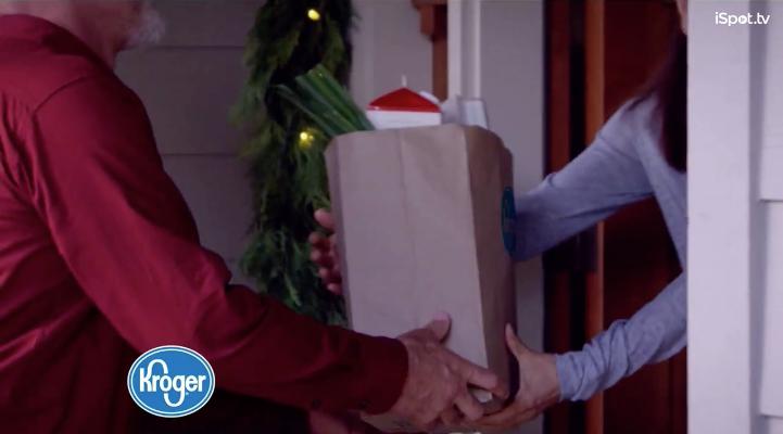 """Designer   2018 Kroger """"Holidays Delivered"""" TV Commercial"""