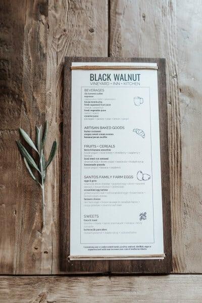 Brand Designer, Social Media Manager, Content Creator   Black Walnut Inn & Vineyard