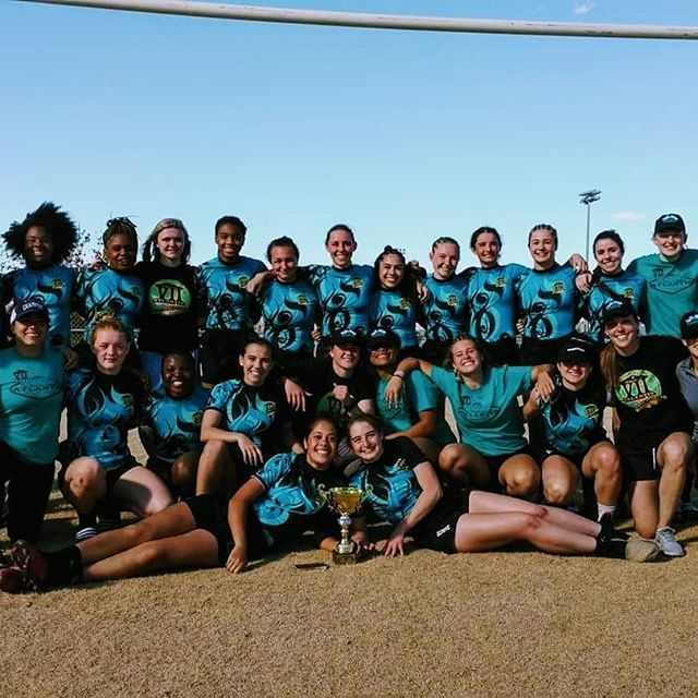 We could not be more proud of our girls who represented United in Vegas this weekend. 4 players represented Atlantis, who won the cup and plate, as well as 2 on the Youth Olympic team. Congrats to all. #youthrugby #phillyrugby #rugby #girlsrugby