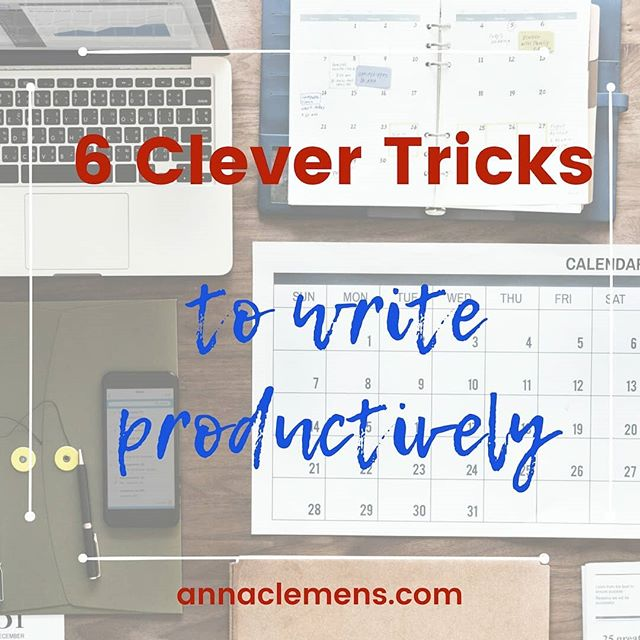 Do you want to write more in less time? Then my writing productivity mini-series is for you! In my latest blog posts I introduce 12 strategies in total to you that will boost your productivity immensely.  Link in my bio. I'm also happy to DM you the link, just leave a comment below.  Just a little warning up front: don't change your habits all at once! Try one technique at a time, tweak it until it fits your needs and then make it a routine before starting on another one.  Oh, and don't forget to download the productivity toolkit! It'll help you dive right into the new strategies.