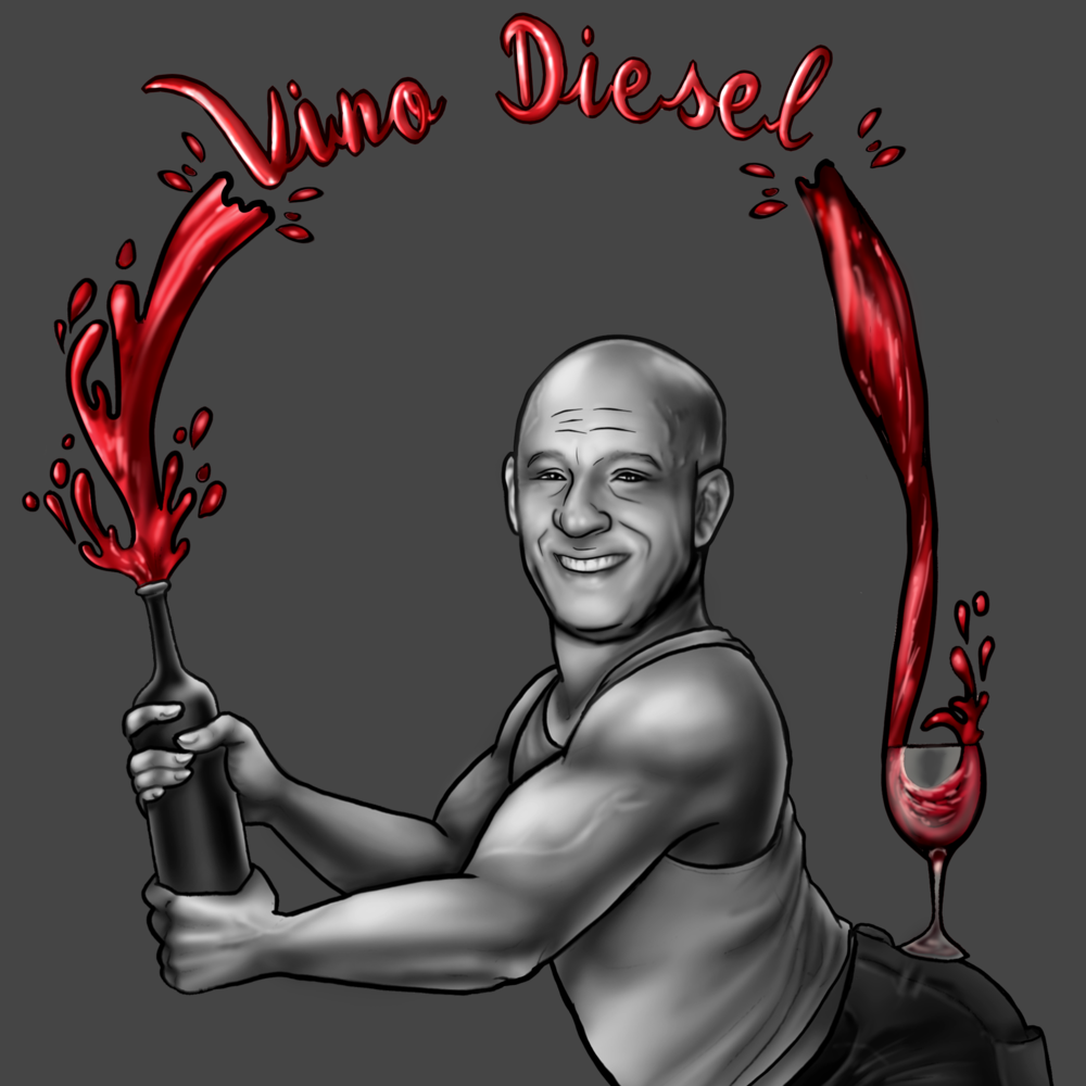 Vino Diesel - Podcast and Online Store