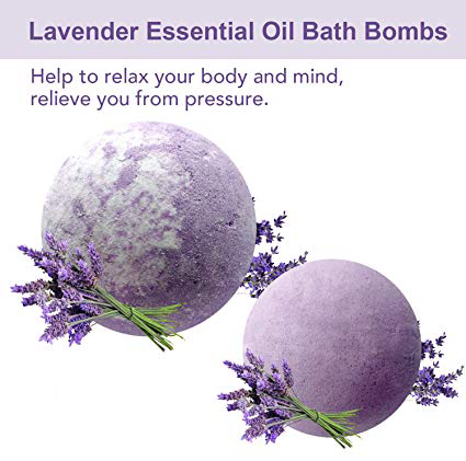 CBDa-Infused Bath Bombs (100mg)  from $10