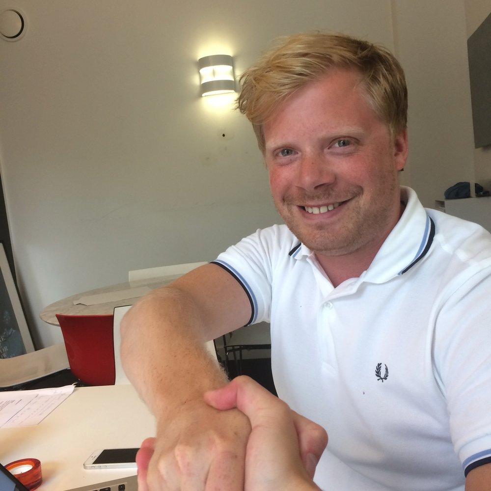 Lasse Kinden Endresen - lasse@act.as+47 482 50 236Agent