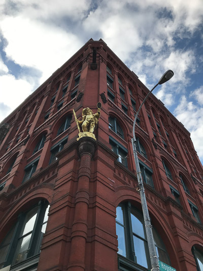 The Puck Building, NYC.