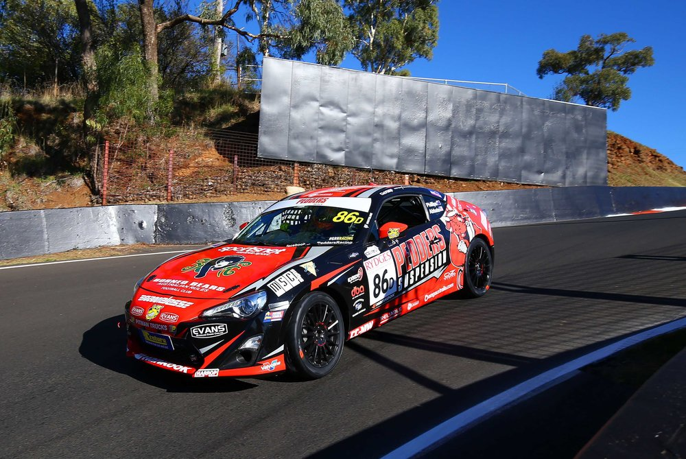 Cameron Hill will join the Pedders Racing team for Round 2 of the Australian Production Car Series at Winton next weekend.