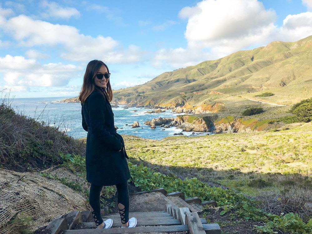 Big Sur, california, roadtrip, travel, wanderlust, travel blogger, love affair, big sur california, west coast, ocean