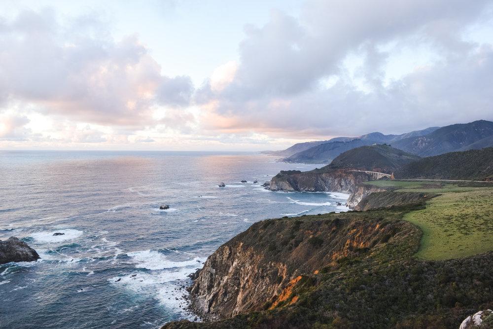 Big Sur, california, roadtrip, travel, wanderlust, travel blogger, love affair, big sur california, west coast, ocean, highway, wanderlust, sunset in big sur