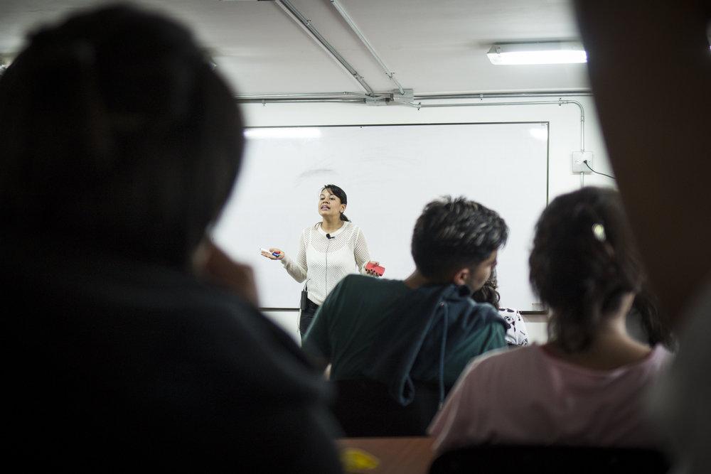Somos acreditados por la Secretaría de Educación de Medellín mediante Resolución número 16797 del 21 de diciembre de 2010