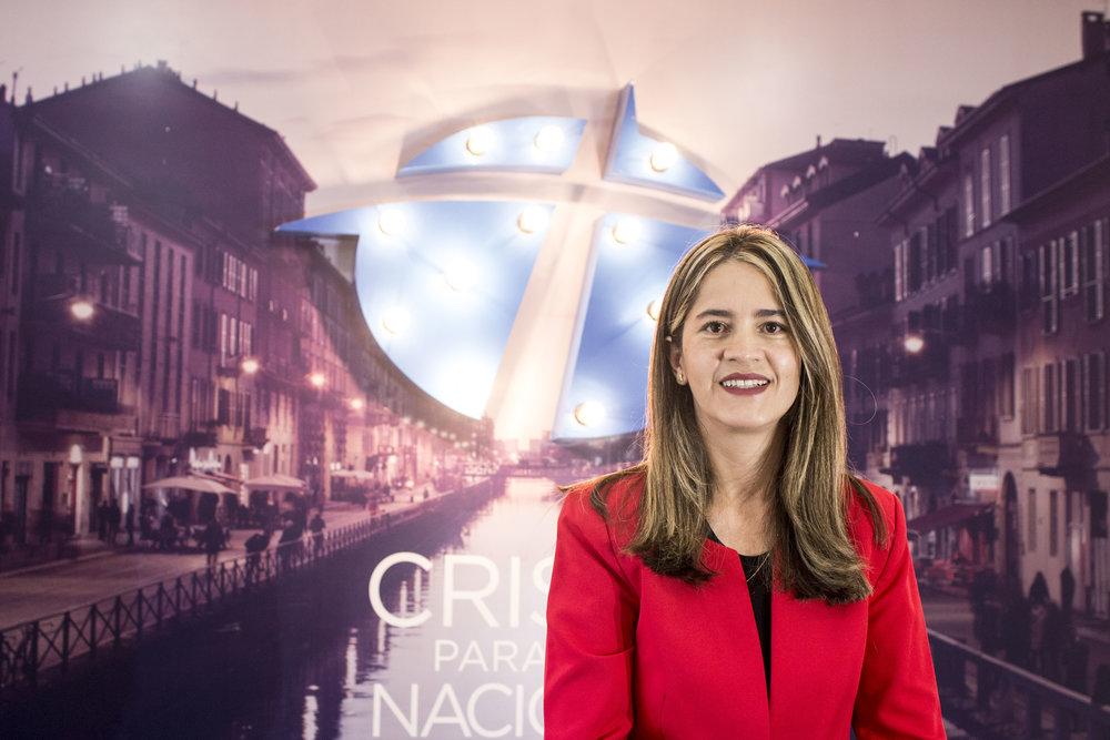 Irma Ospina- Directora Administrativa y Financiera
