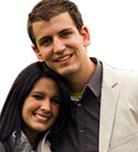 Joel y Giselle Manderfield