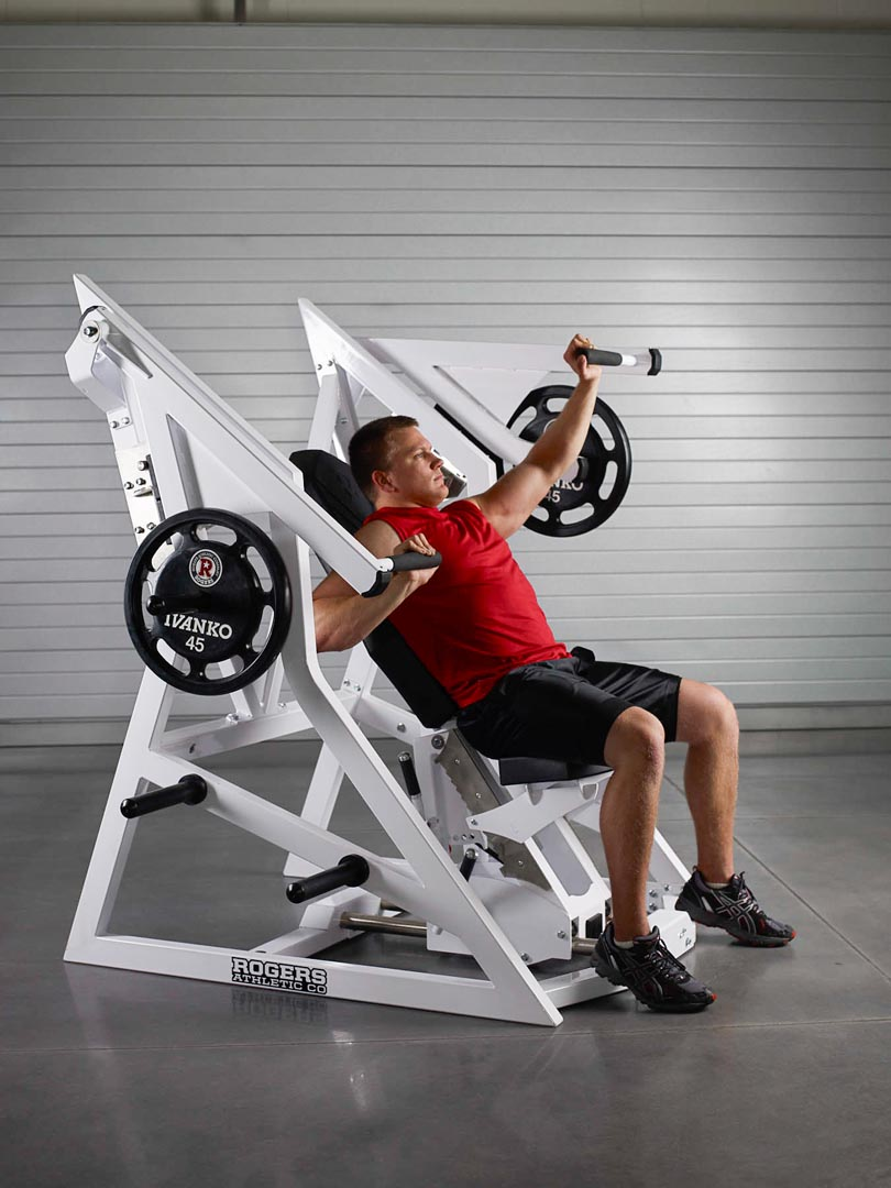 PENDULUM SHOULDER / INCLINE