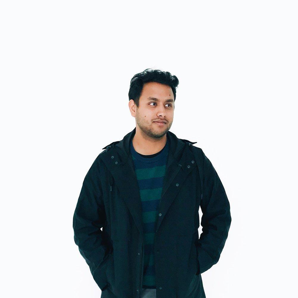 Hi! I'm Ishaan! - Product DesignerResume