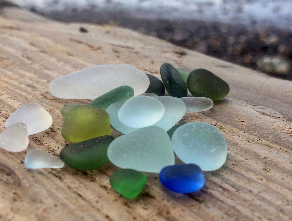 What is seaglass? - Sea glass,