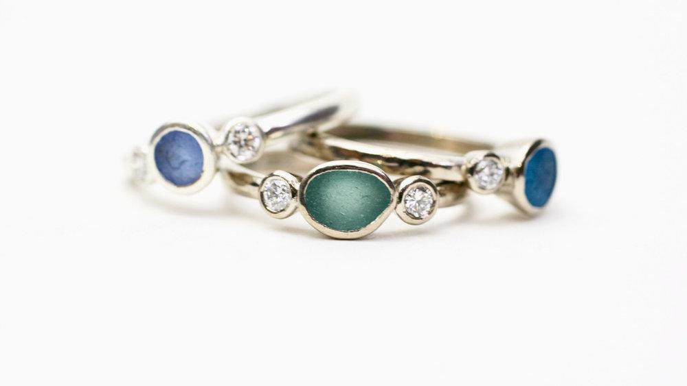 organic-aqua-sea-glass-triple-ring-diamonds-group.jpg