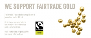 I only use Fairtrade Gold