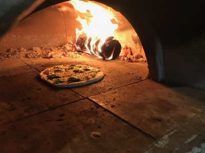 Crusty's Wood Fired Pizza - 1636 13th Street