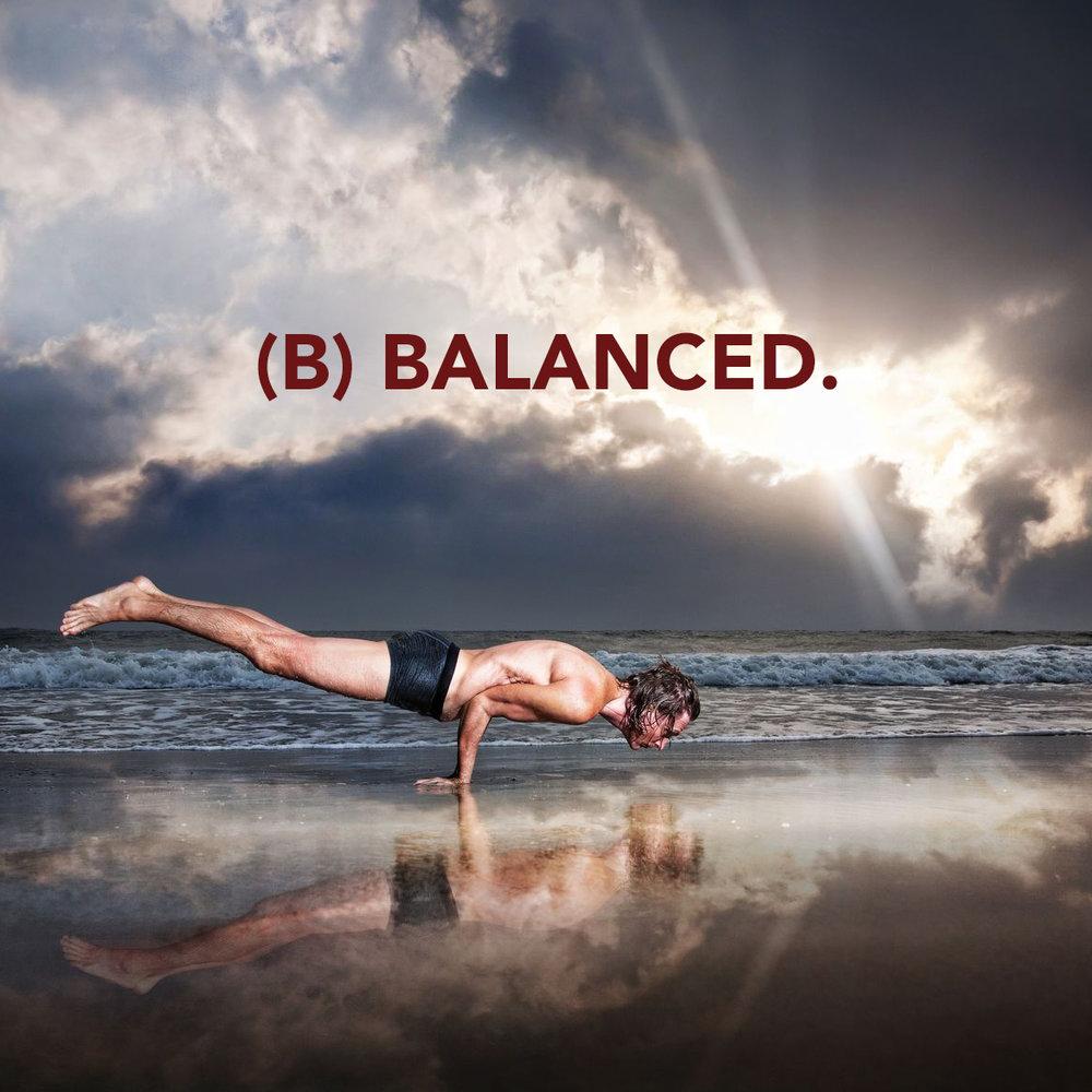 Vitamin B inspires focus + concentration.
