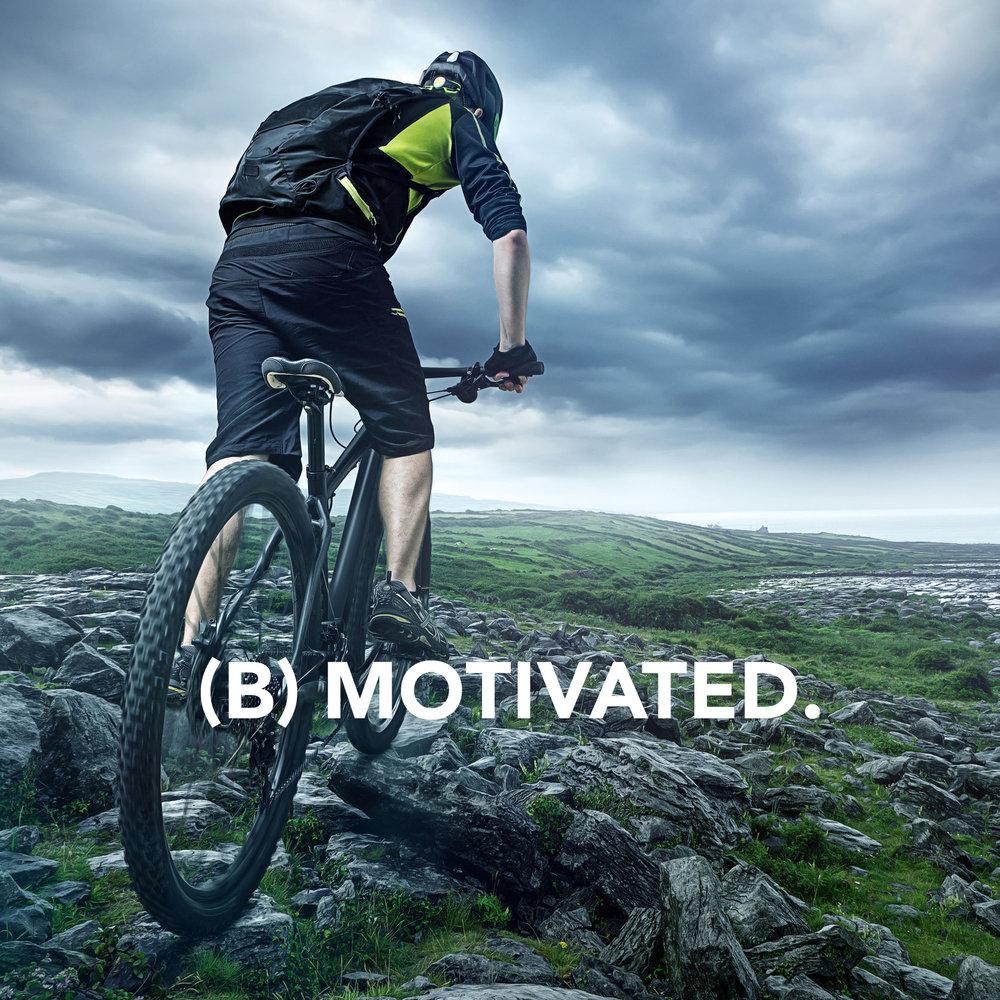 Vitamin B builds endurance + stamina.
