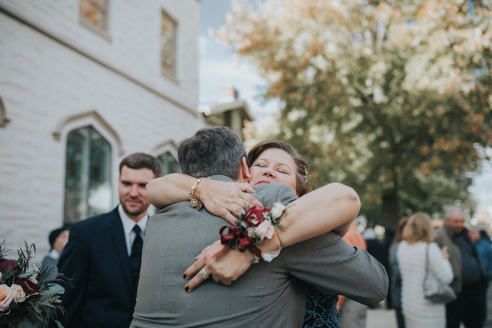 family is important too - If you are having a wedding vs an elopement, family being present is important for your day. Either way, IT IS YOUR DAY. Buuuut, most couples want their family to have just as much fun as they are planning to have themselves. We capture the fun, hugs, tears, dancing, and everything in between.