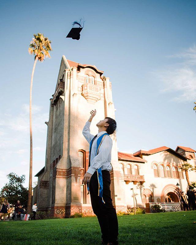 Congrats winter SJSU grads!